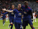 Manchester United wint van Ajax in Europa League