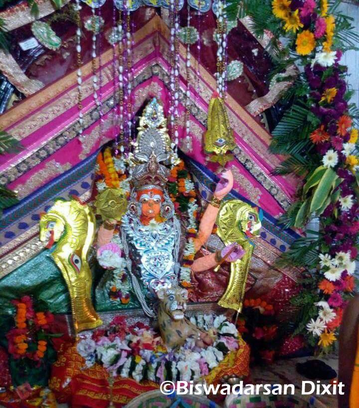 Rajarajeswari Besha of Maa Bhadrakali