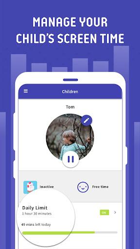 Parental Control - Screen Time & Location Tracker Apk 1