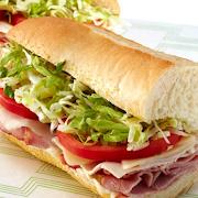 Ham Hero Sandwich