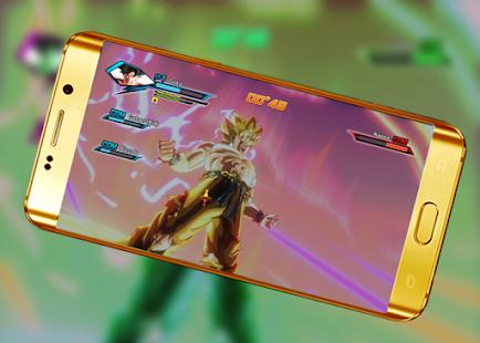 Saiyan Battle Xenoverse War - náhled