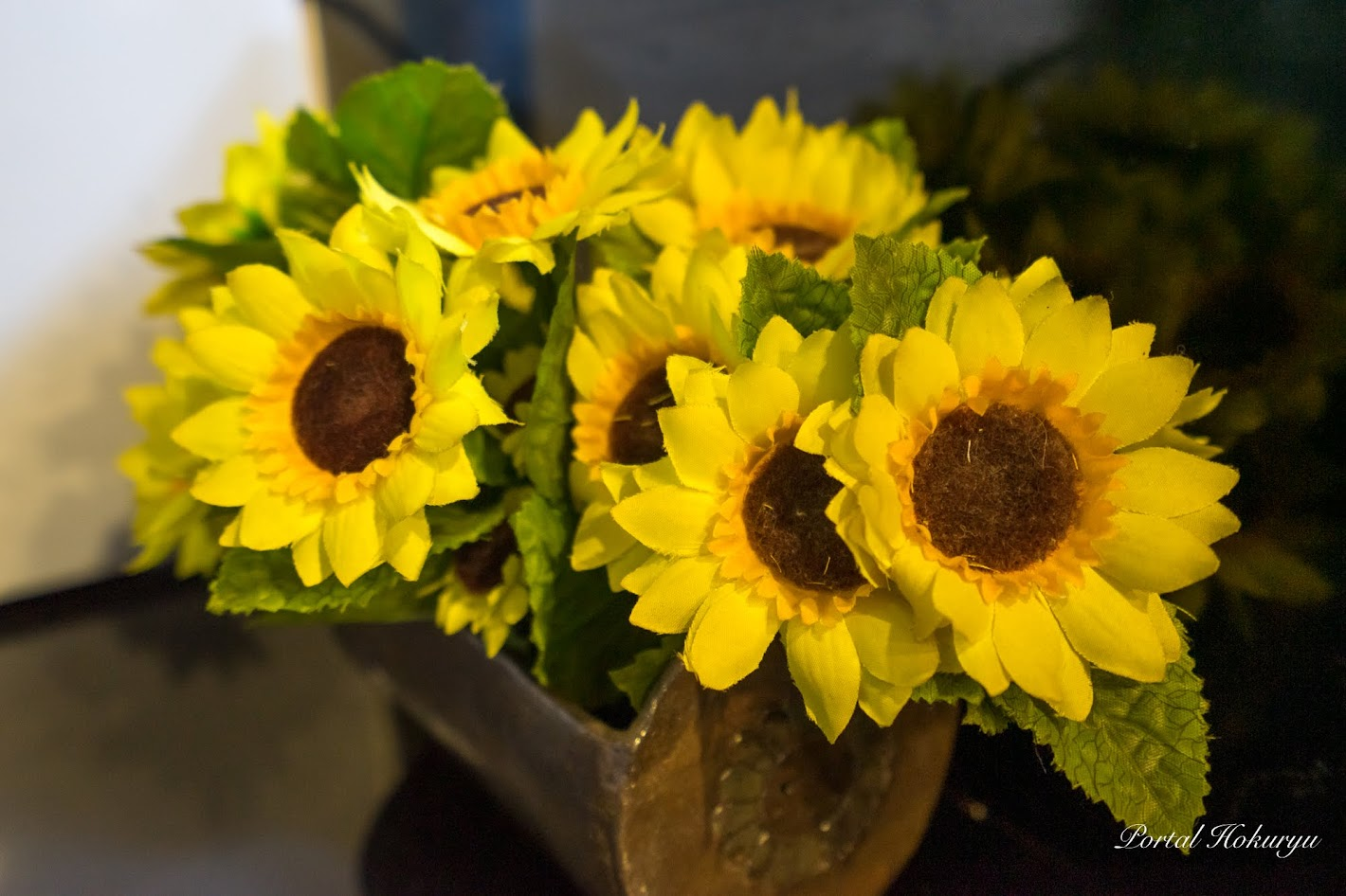 お食事処向日葵