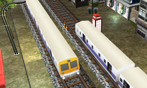 Train Driving Simulator Mumbai Local 3D  screenshots 2