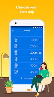 App Drink Water Tracker: Water Reminder & Alarm APK for Windows Phone
