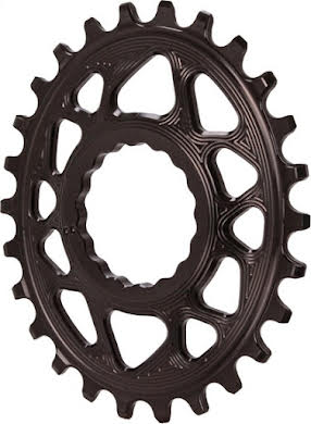 Absolute Black Spiderless Cinch Direct Mount Oval BOOST Chainring