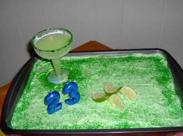 Margarita  Cake - Diabetic-friendly Recipe
