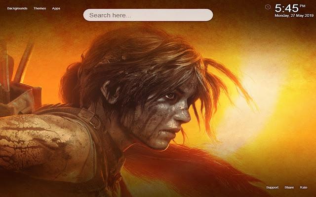 Shadow Of The Tomb Raider HD Wallpaper