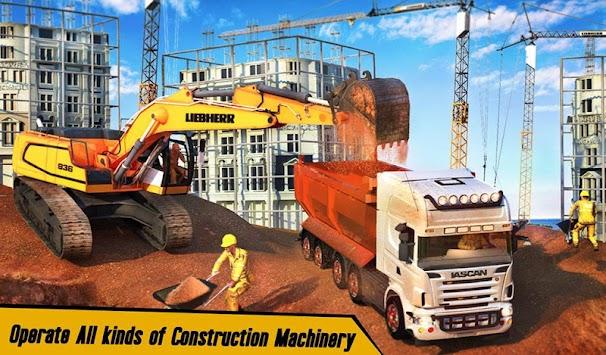 Télécharger City Bridge Builder Construction Simulator Games