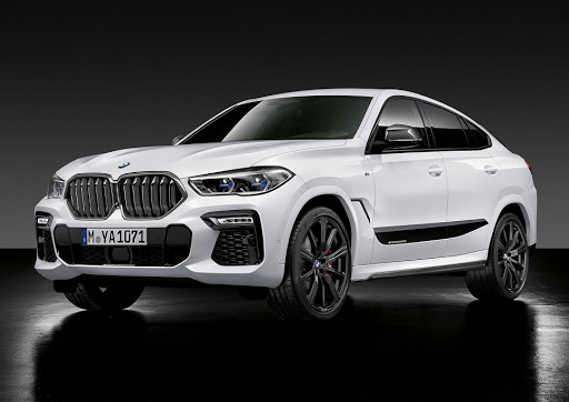 BMW X5 M and X6 M get hard-hitting power