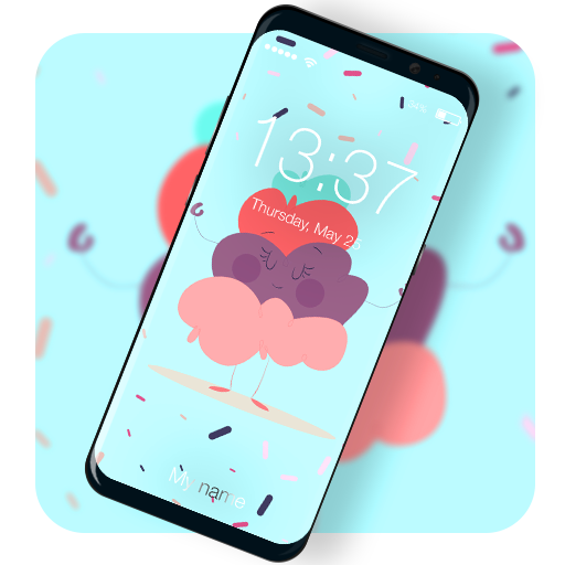 Sweet Ice Cream Lock Screen Android APK Download Free By Safe Locks Droid