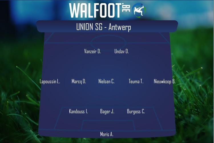 Union SG (Union SG - Antwerp)