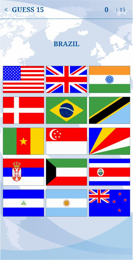 The Flags of the World u2013 Nations Geo Flags Quiz 5.0 screenshots 22
