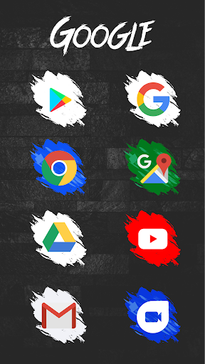 Download Stroke - Icon Pack MOD APK 1
