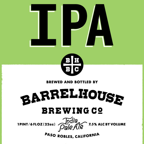 Logo of BarrelHouse IPA