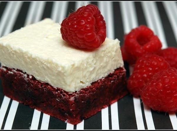 Red Velvet Brownies Recipe
