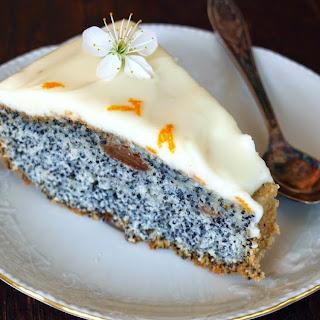Decadent poppy seed pound cake | Dekadenckie ciasto makowe