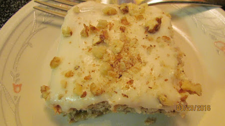 Yummy Banana Bars Recipe