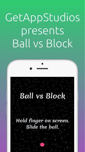 Ball vs Block (World-Wide Rank)  captures d'écran 2