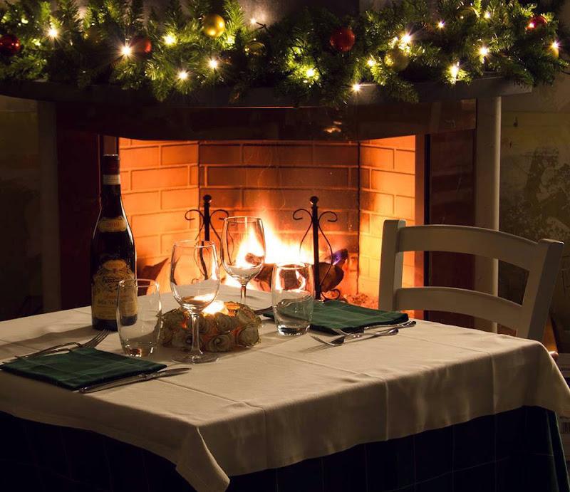Il fuoco di Natale . di Alona Shestiuk