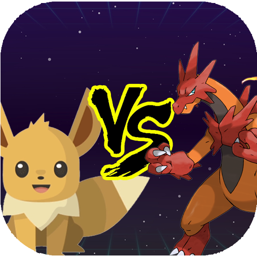 Eevee VS Charizard Dragon Jungle World Run