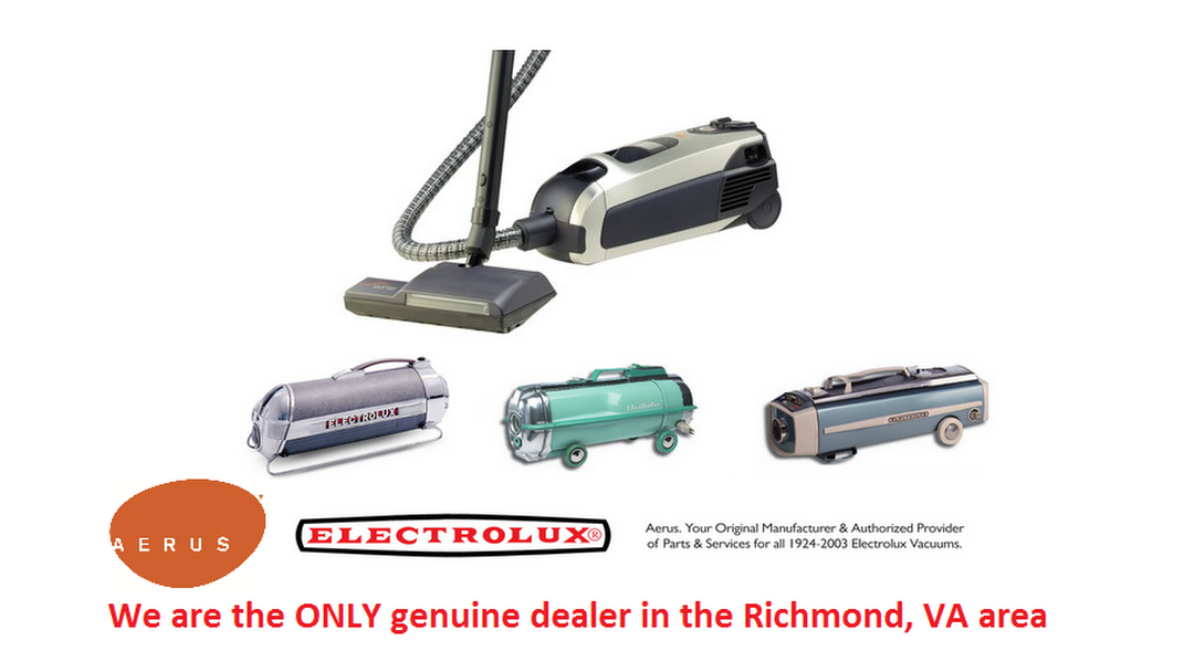 Aerus Electrolux - Richmond, VA - Vacuum Cleaner Store in