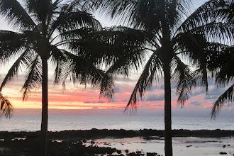 Photo: Sunset at North Shore