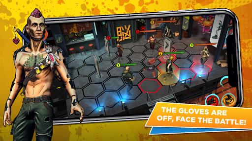 Télécharger Battle Arena – Cyberpunk mod apk screenshots 3