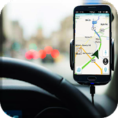 GPS Navigation & Earth Map Live