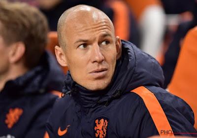 Robben ne comprend pas Witsel