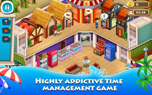 Resort Empire : Hotel Simulation Games 1.7 Mod screenshots 4