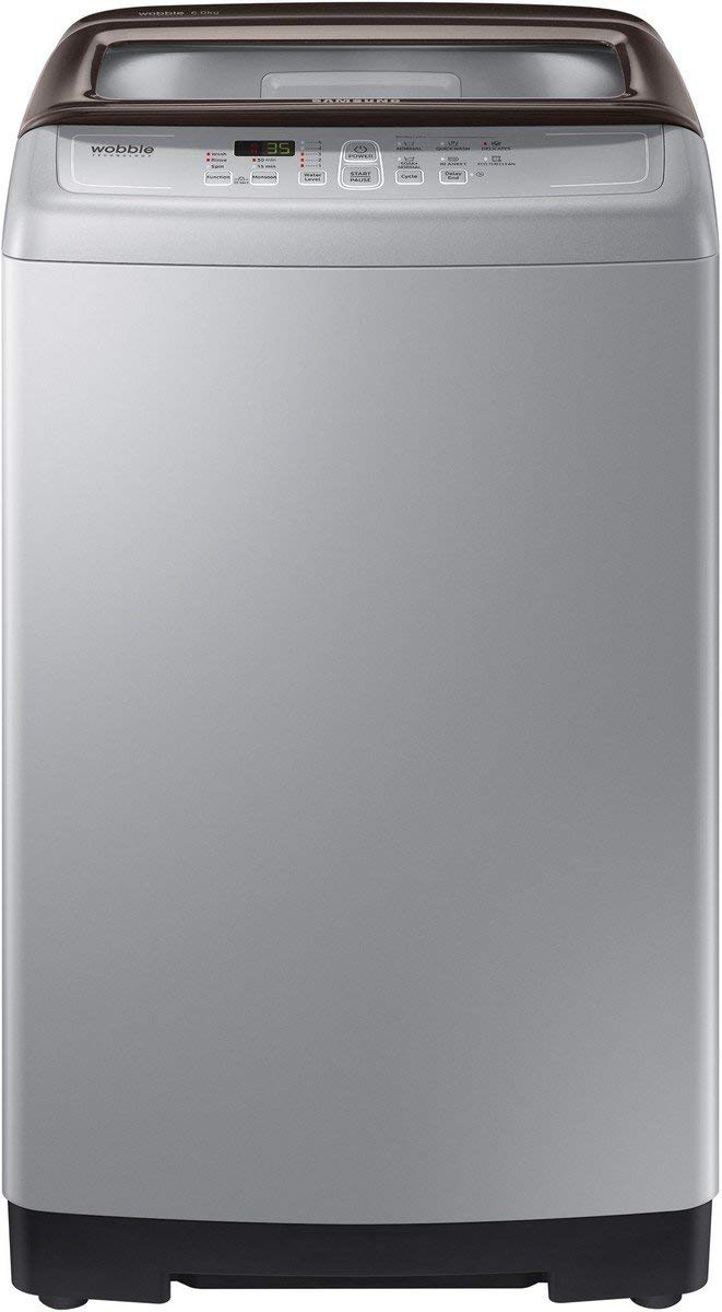 Samsung 6.0 Fully Automatic Washing Machine(WA60M4300HD/TL)