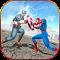 Super Spider Hero vs Captain USA Superhero Revenge file APK for Gaming PC/PS3/PS4 Smart TV