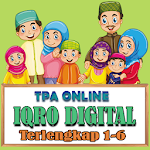 IQRA Digital - TPA Online Icon