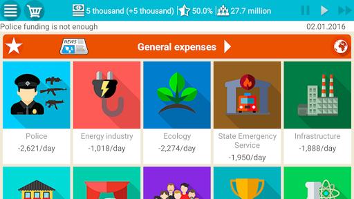President Simulator Lite 1.0.32 Screenshots 10