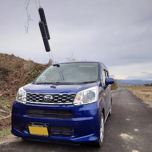 ムーヴ LA160S 平成27年色 Xグレード 4WD スマートアシスト無しのカスタム事例画像 ハイキュー!! ビビリーズ親方舎弟さんの2020年11月20日08:35の投稿