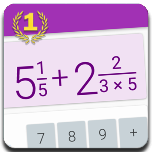 Fraction calculator free: easy solve math problems APK Cracked Download