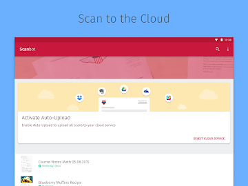 Scanbot - PDF Document Scanner Screenshot 8