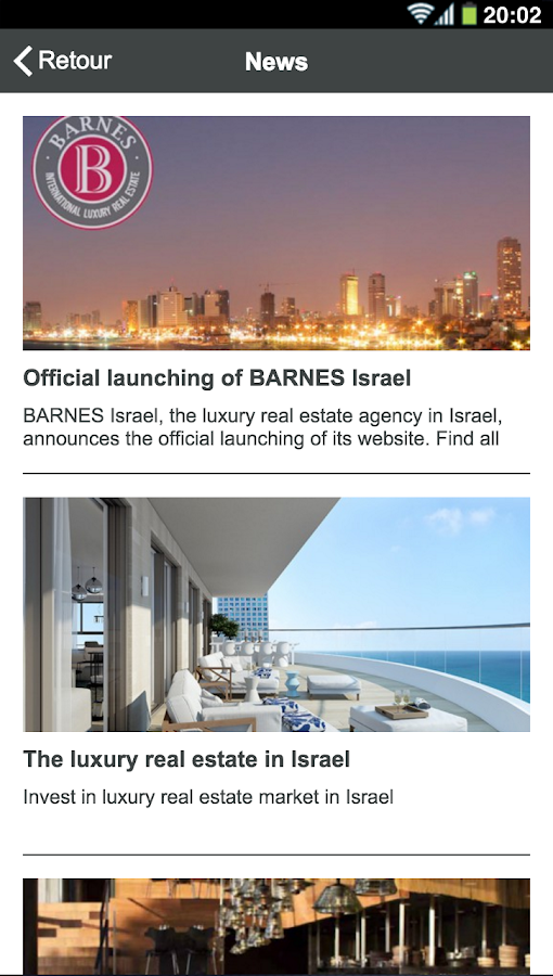 Barnes Israel- screenshot