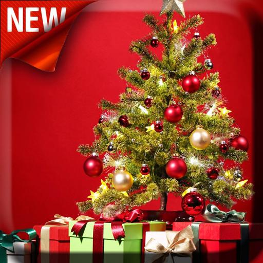 クリスマスツリーライブ壁紙 個人化 App LOGO-硬是要APP
