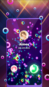 Download Color Call Screen – Phone Caller Screen Themes App For Android 2