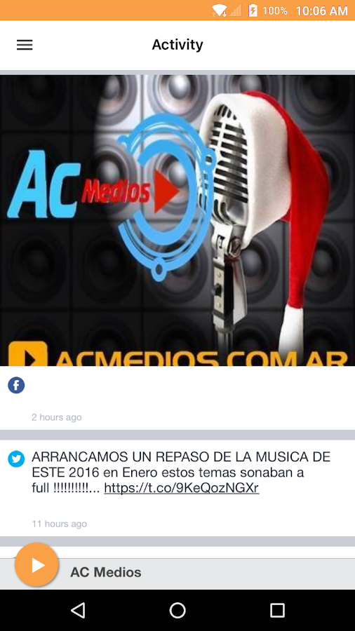 AC Medios- screenshot