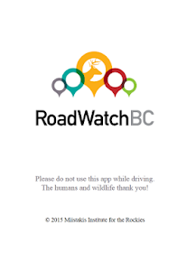Road Watch BC- screenshot thumbnail