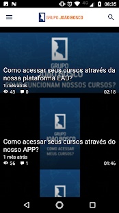 Grupo João Bosco - EAD - náhled