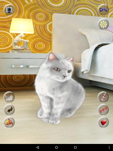 Talking Cute Cat 1.2.3 screenshots 7