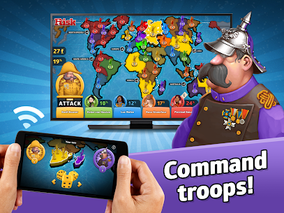 RISK: Global Domination MOD 1.18.55.426 (Unlimited Tokens) Apk 8