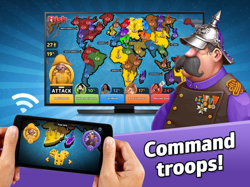 RISK: Global Domination Screenshot 7