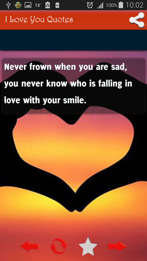 i love you quotes and images android apps on google play