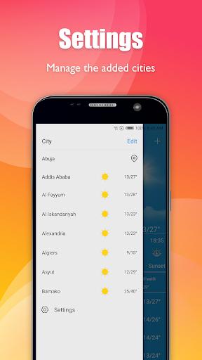 Daily Weather screenshot 3