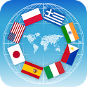 Geo Flags Academy icon