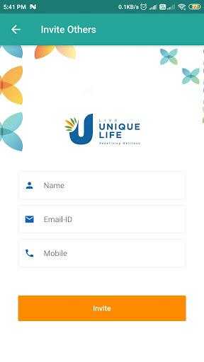 LiveUniqueLife screenshot 3